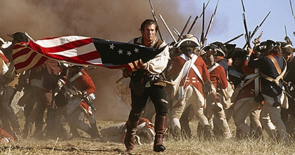 the patriot inaccuracies The patriot by patrick thomas: home the patriot is a 2000 american historical war with competing claims made about its merits given its historical inaccuracies.