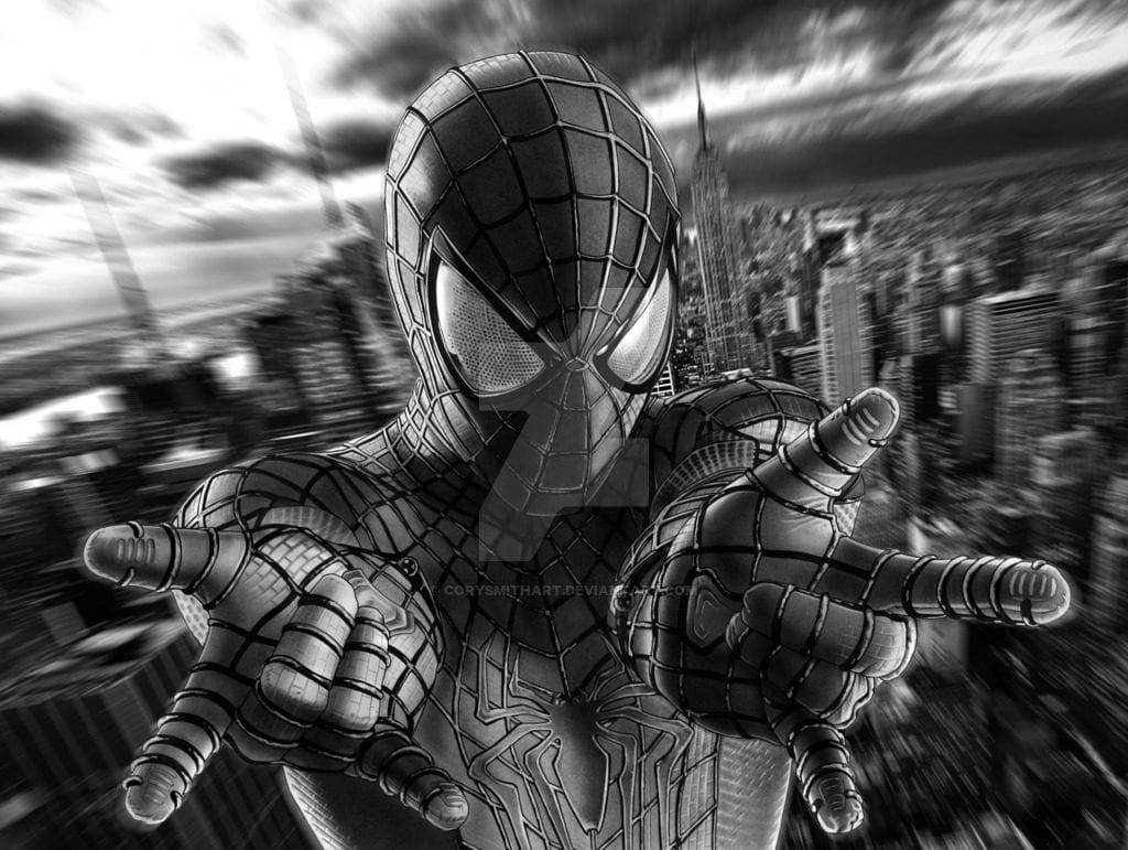 Spiderman, Cory Smith
