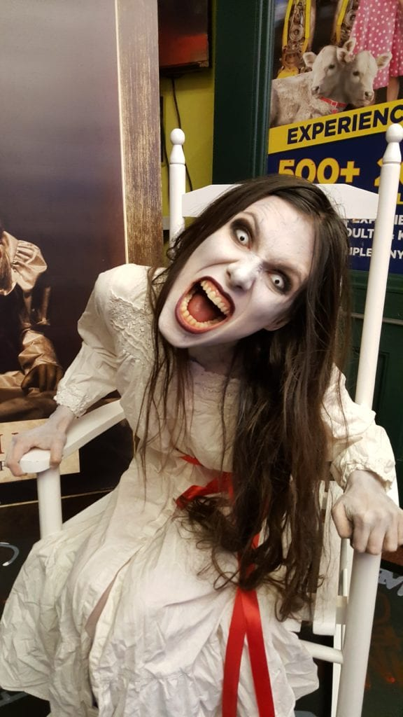 Annabelle: Creation, Ripley's Believe It or Not!