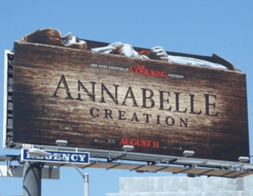 Annabelle: Creation, The Conjuring