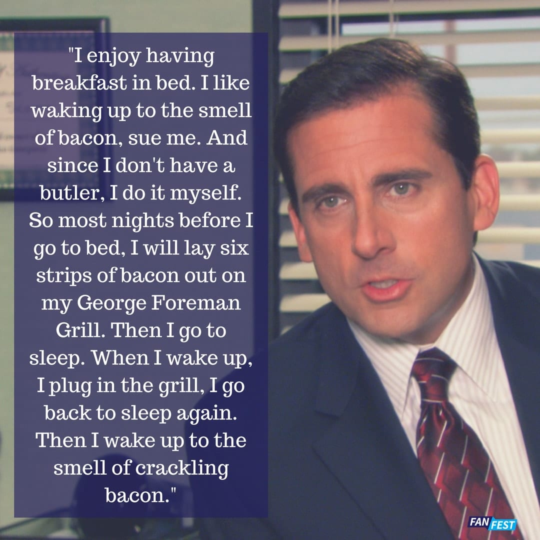 Just 15 Hilarious Michael Scott Quotes in Honor of Steve ...