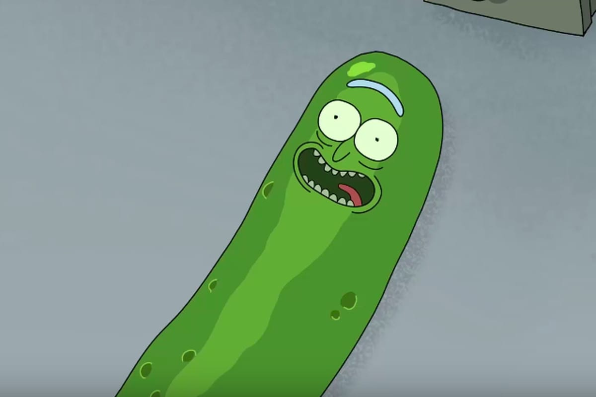 Rick And Morty Review It S Pickle Rick Fan Fest For