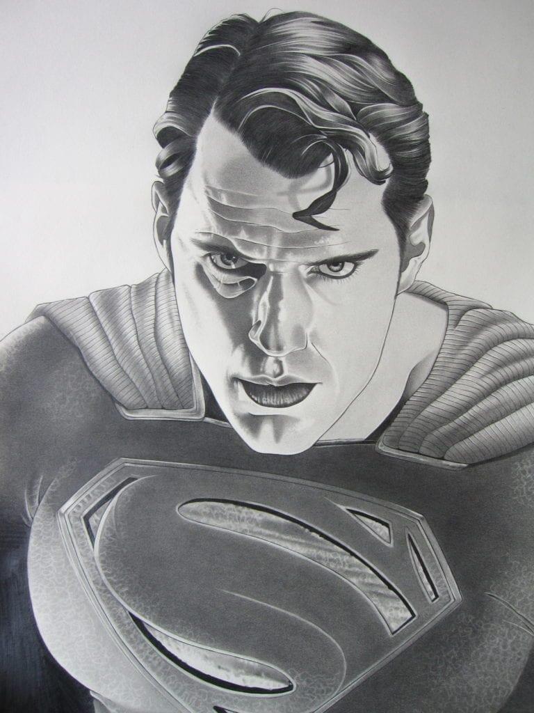 Cory Smith, Superman, Henry Cavill