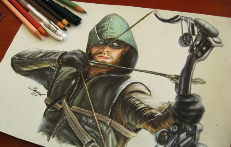 Arrow, Oliver Queen, Stephen Amell