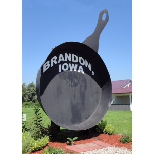 World\'s Largest Frying Pan