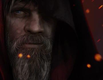 Luke Skywalker, Star Wars, Mark Hamill