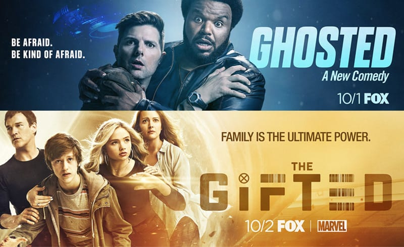 Ghosted And The Gifted Contest