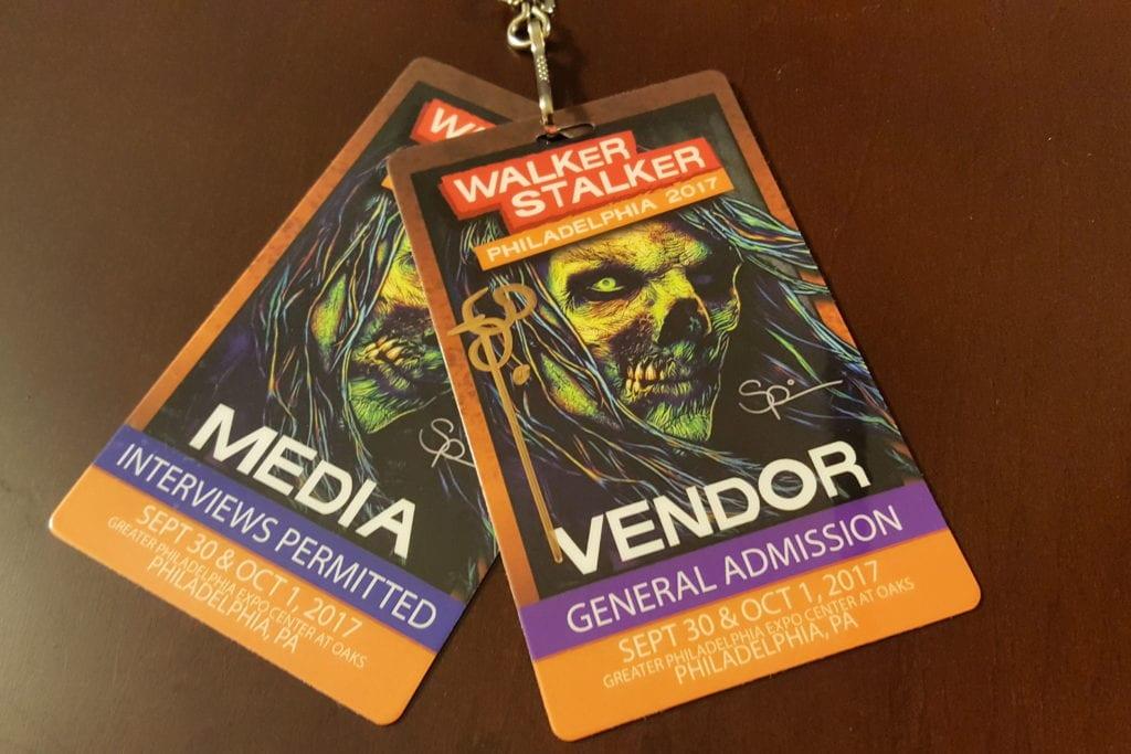 Scott Spillman, Walker Stalker Con, The Walking Dead