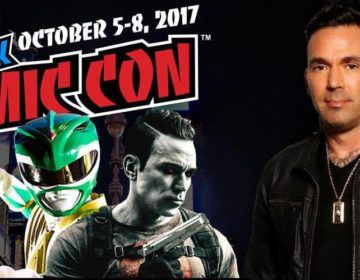 Jason David Frank, New York Comic Con