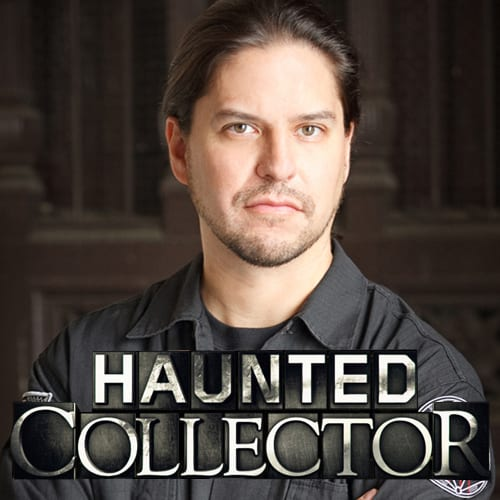 Brian J, Cano, Haunted Collector