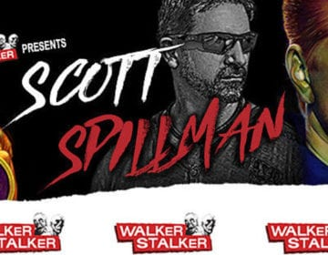 Scott Spillman, Walker Stalker Con, The Walking Dead