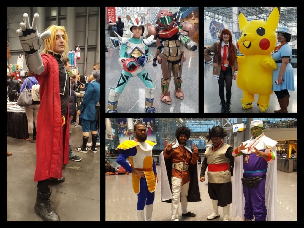 AnimeNYC, Cosplay