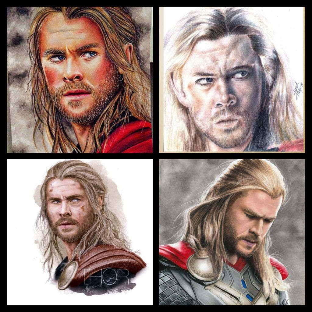 Thor, Chris Hemsworth