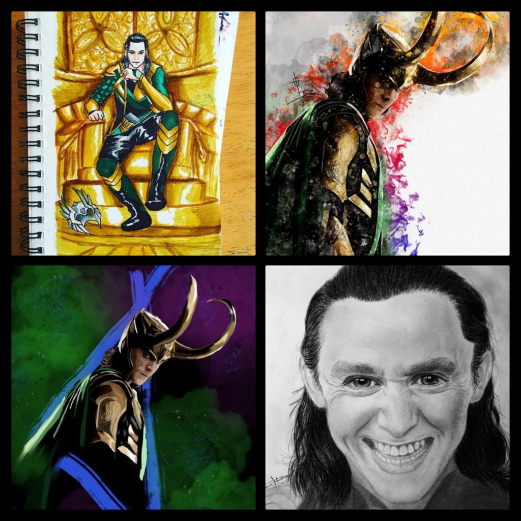 Loki, Tom Hiddleston