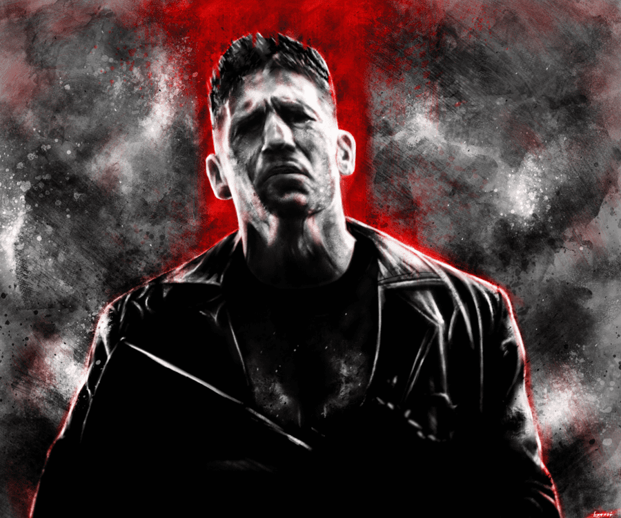 The Punisher, Frank Castle, Jon Bernthal