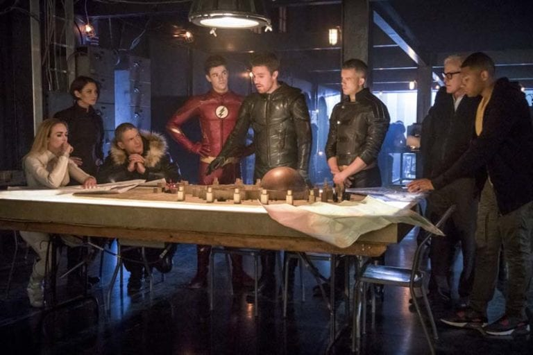 Crisis on Earth-X, Part 3