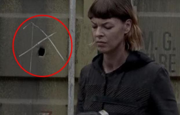 What Does the Letter 'A' Mean for 'The Walking Dead'? – Fan Fest