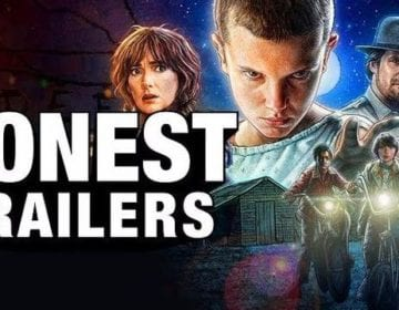Finn wolfhard fan fest for fans by fans the stranger things honest trailer is pretty much the hangover but with kids malvernweather Gallery