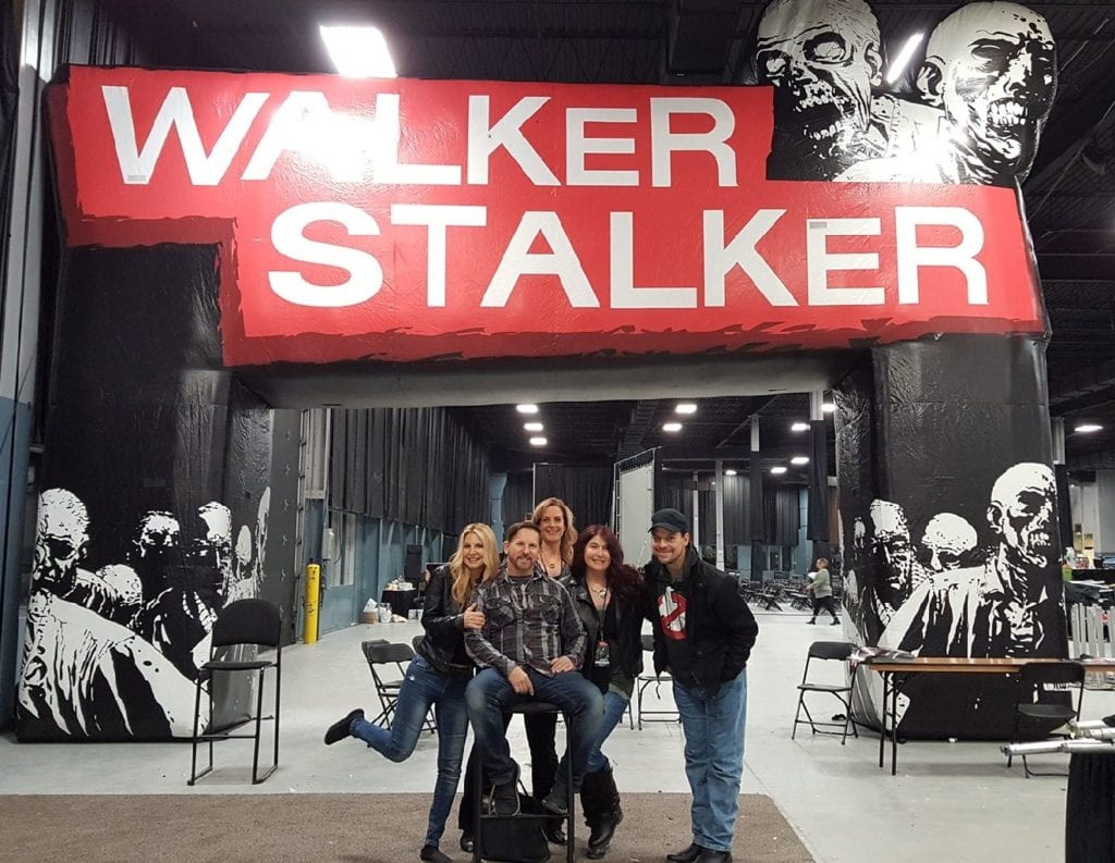 Walker Stalker Con, Scott Spillman