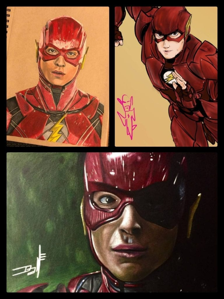 Justice League, The Flash