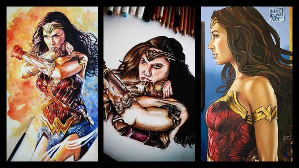 Justice League, Wonder Woman