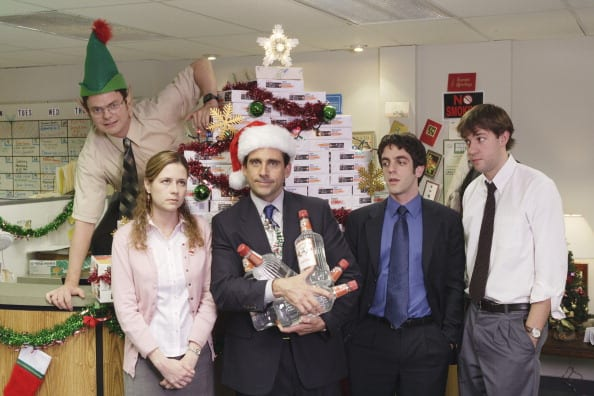 tbt revisiting the office secret santa episode ft the ipod fan fest for fans by fans - The Office Christmas Episodes