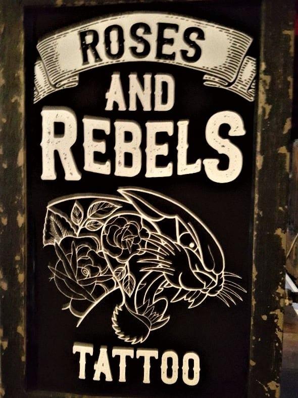 Christian Masot, Roses and rebels