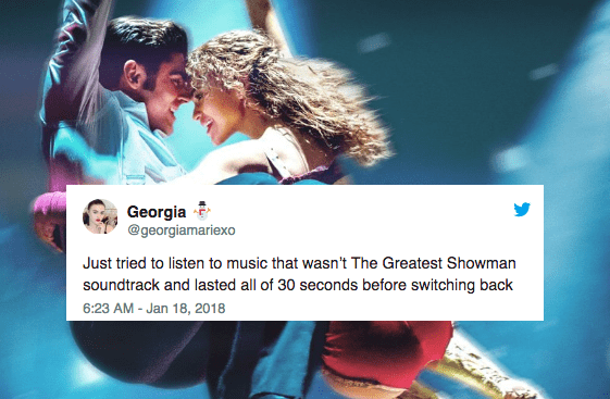 25 of our favorite tweets about the greatest showman fan fest if you havent made it to the theater yet to see the greatest showman you are surely missing out the movie is full of fantastic performances stopboris Image collections