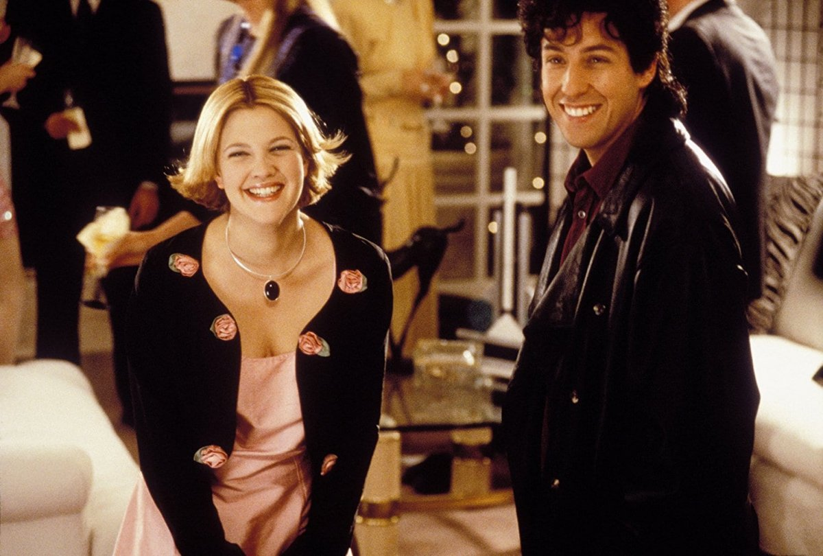 Throwback Thursday The Wedding Singer 1998 Fan Fest For Fans By