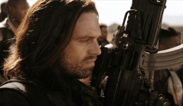 Sebastiann Stan, Bucky Barnes, Winter Soldier, Avengers: Infinity War
