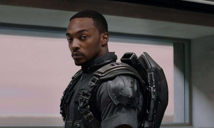 Anthony Mackie Says In...