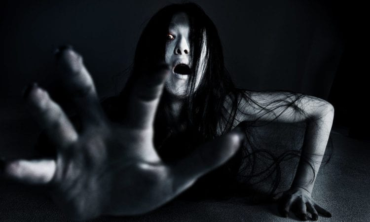 What If The Grudge Was Real?