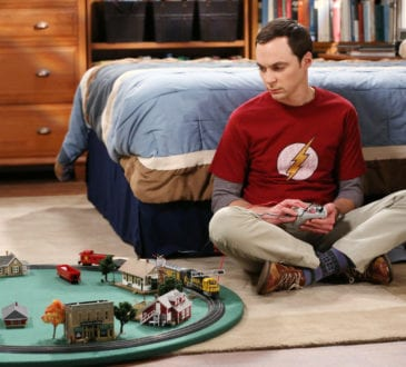 The Big Bang Theory, Sheldon Cooper, Jim Parsons