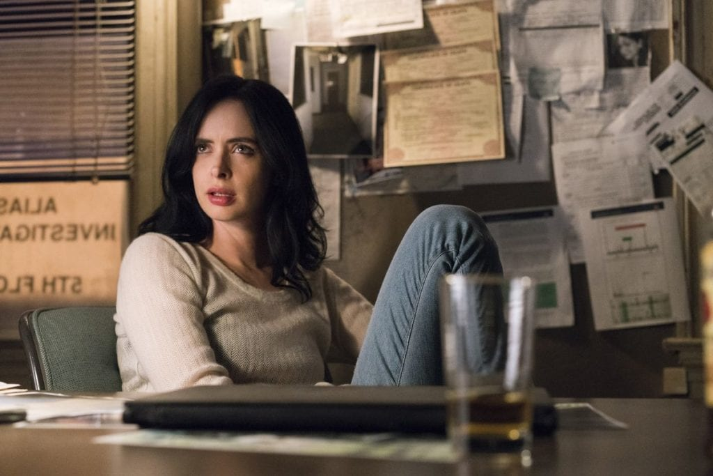 Jessica Jones, Netflix, Marvel