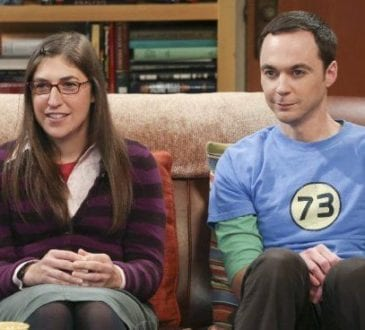 Big Bang Theory, Mayim Bialik, Jim Parsons
