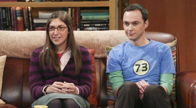 Big Bang Theory, Mayim Bialik, Jim Parsons