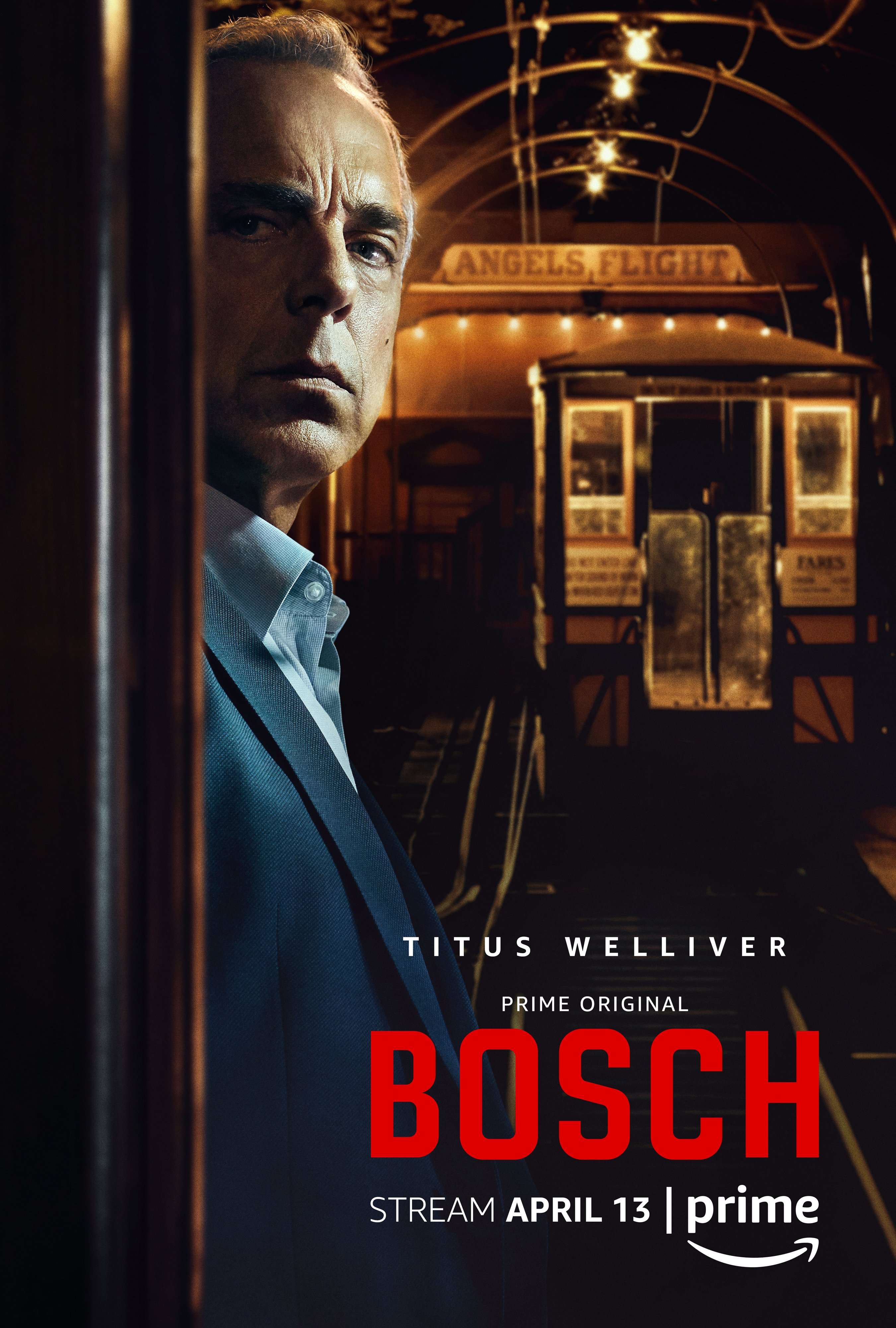 """Bosch: Season 4"" - BOSCHS4 Key Art Credit: Prime Video"
