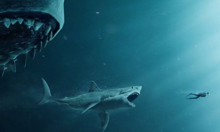 Ruby Rose Gets Down And Dirty In New Trailer For Resident: New Poster For 'The Meg' Is A Ginormous Nod To 'Jaws