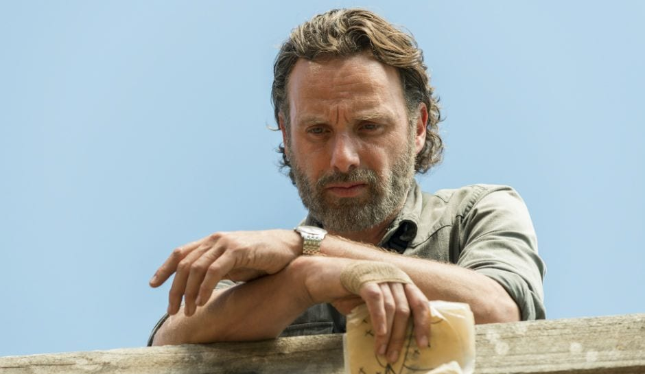 rick rimes walking dead