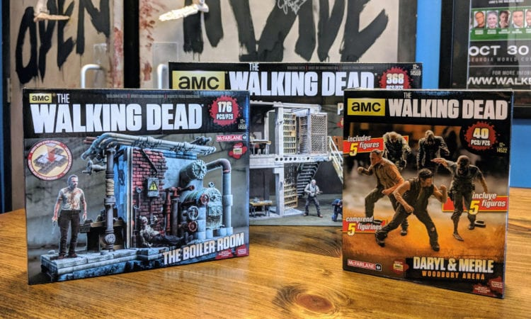 walking dead amc sweepstakes giveaway amc s the walking dead mcfarlane toy sets 3968