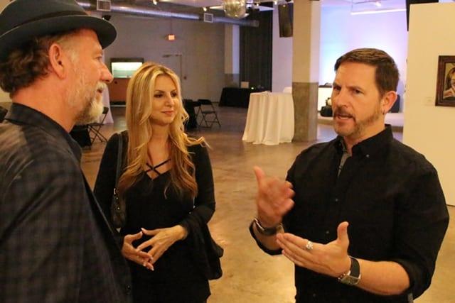 Xander Berkeley, Scott Spillman, Becky Jones