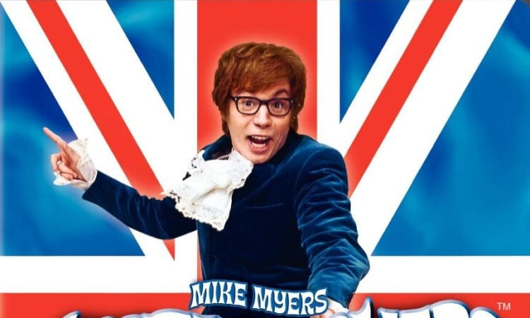 Mike meyers austin powers new movie
