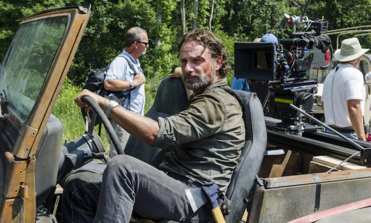 Andrew Lincoln as Rick Grimes - The Walking Dead _ Season 8, Episode 4 -