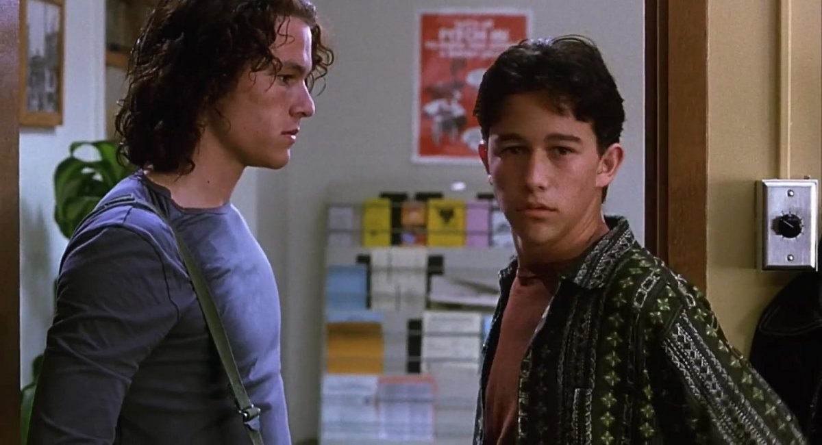 List 10 Things I Hate About You: Joseph Gordon-Levitt Wins #TBT With A '10 Things' Photo