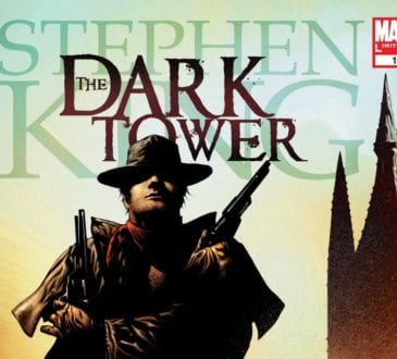 The Dark Tower, The Gunslinger, Stephen King, Marvel