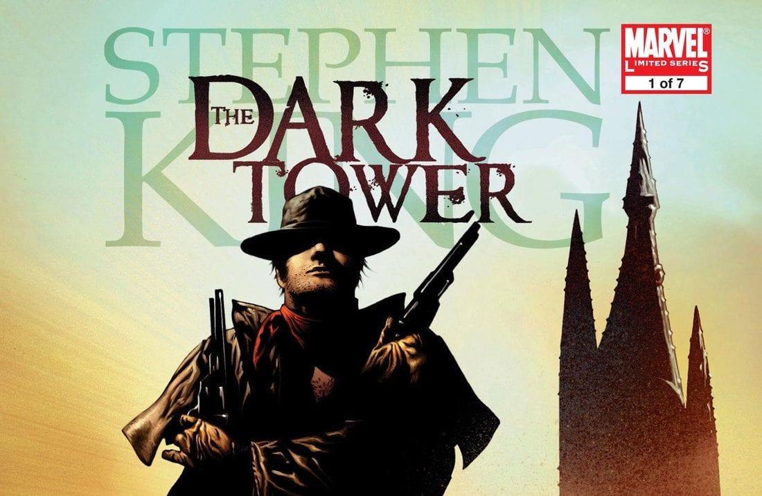 The Dark Tower, The Gunslinger, Stephen King, Marvel