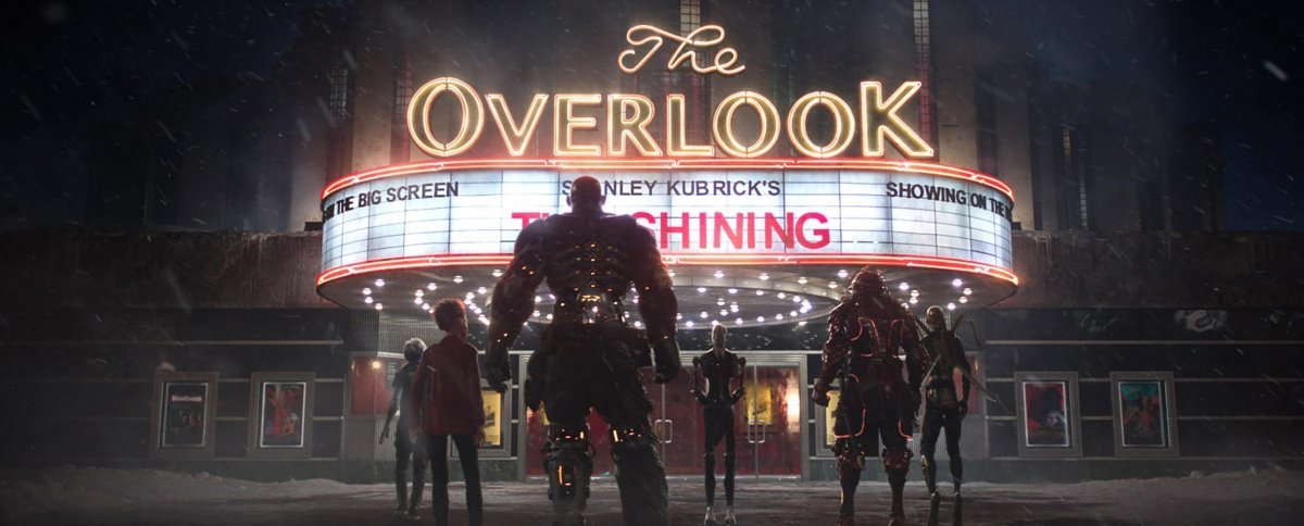 Ready Player One, The Shining, Warner Bros.