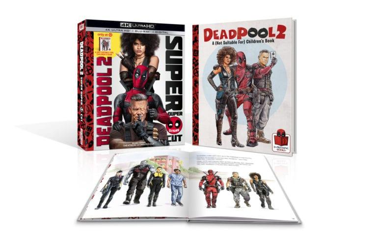 Deadpool 2 - Target