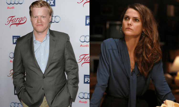 jesse plemons LOS ANGELES - OCTOBER 7: Jesse Plemons arrives at the red carpet premiere screening of FX's 'Fargo' at the ArcLight Hollywood on October 7, 2015 in Los Angeles, California.