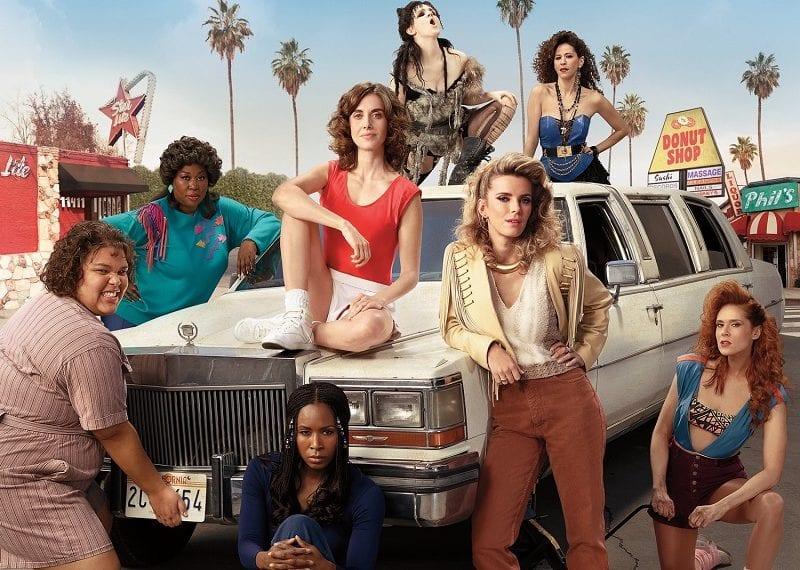 GLOW - Season 2 Key Art